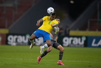 BXH vòng loại World Cup 2022 khu vực Nam Mỹ ngày 5/6: Brazil bỏ xa Argentina
