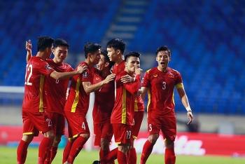 Thứ hạng ĐT Việt Nam tại vòng loại World Cup 2022: Giữ vững vị trí số 1