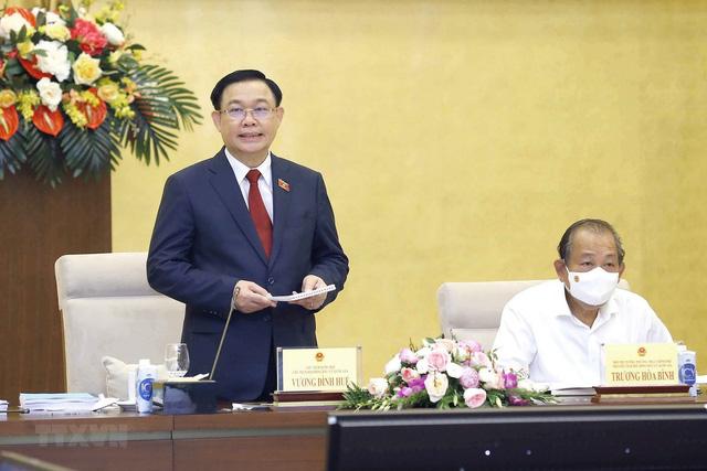 Hội đồng Bầu cử quốc gia sẽ công bố danh sách người trúng cử đại biểu Quốc hội khóa XV - Ảnh 1.