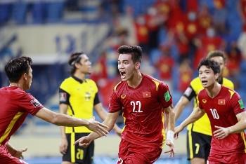 Kết quả, bảng xếp hạng bảng G Vòng loại World Cup 2022 châu Á: Việt Nam xây vững ngôi đầu