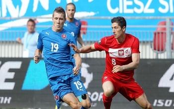 Nhận định, soi kèo Ba Lan vs Slovakia - Bảng E EURO2021: Kỳ vọng Lewandowski toả sáng