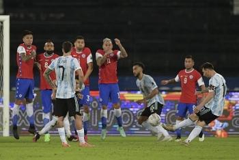 Kết quả, bảng xếp hạng Copa America 2021 (15/6): Messi ghi bàn, Argentina vẫn không thắng