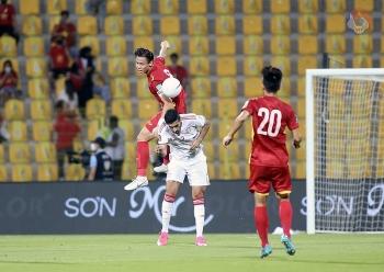 ĐT Việt Nam dự VCK World Cup 2022 trong trường hợp nào?