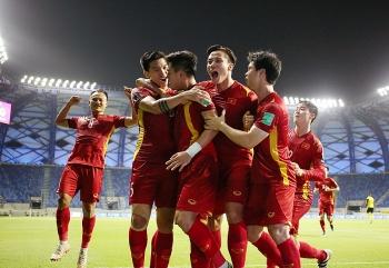 Lập nên kỳ tích ở vòng loại World Cup 2022, ĐT Việt Nam sẽ cách ly 7 ngày tại TP.HCM