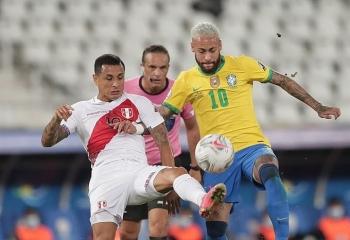 Kết quả, Bảng xếp hạng Copa America 2021 ngày 18/6: Brazil thống trị ngôi đầu bảng B