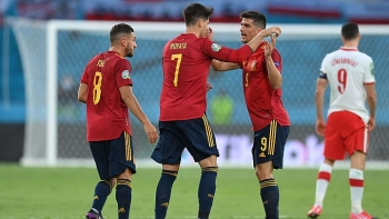 Nhận định, soi kèo Slovakia vs Tây Ban Nha - bảng E EURO 2021: La Roja cần chiến thắng