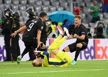 Xác định xong 16 đội vào vòng 1/8 EURO 2021: Đức đại chiến Anh
