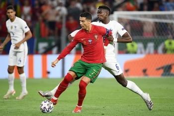 BXH EURO 2021: Pháp, Đức, Bồ cùng dắt tay nhau vào vòng knock-out