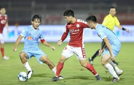 Bảng xếp hạng vòng 8 V-League 2020 ngày 6/7/2020: Công Phượng ghi bàn, TP.HCM vẫn thua đau