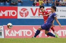 Lịch phát sóng trực tiếp vòng 10 V-League 2020: HAGL vs Quảng Nam