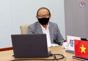 Thầy Park nói gì khi ĐT Việt Nam cùng bảng với Trung Quốc ở vòng loại World Cup 2022?