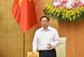 Thủ tướng Chính phủ: Trong bối cảnh khó khăn hơn, phải thực hiện bằng được mục tiêu kép