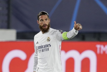 Tin chuyển nhượng: Từ chối MU và Chelsea, Sergio Ramos đến PSG