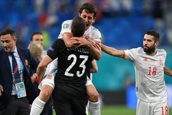 Cặp bán kết EURO 2021 đầu tiên: Tây Ban Nha đại chiến Italia
