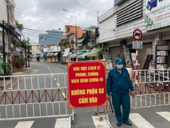 Việt Nam ghi nhận thêm 330 ca mắc COVID-19 mới chiều 7/7