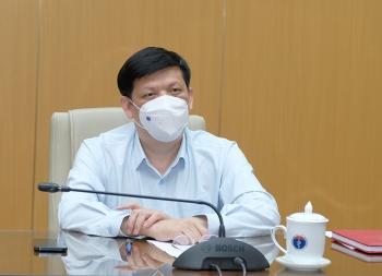 Bộ Y tế hỗ trợ 10.000 cán bộ, nhân viên y tế  giúp TP.HCM chống dịch