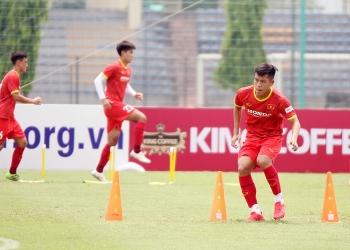 Việt Nam cùng bảng với Myanmar ở vòng loại U23 châu Á 2022