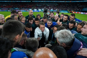 ĐT Italia hoang mang vì xuất hiện ca nhiễm COVID-19 trước trận chung kết EURO 2021