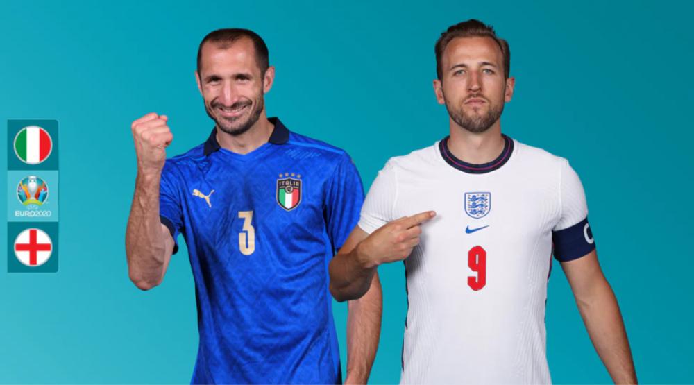 Đội hình dự kiến Italia vs Anh - Chung kết EURO 2021: Đôi công hấp dẫn