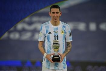 Di Maria: Messi dự đoán tôi sẽ ghi bàn và giúp Argentina vô địch Copa America