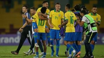 Lịch thi đấu bóng đá nam Olympic Tokyo 2020: Brazil vs Đức