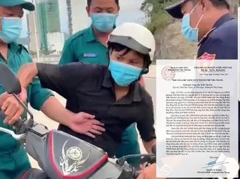Chủ tịch Nha Trang gửi thư xin lỗi người đi mua bánh mì bị xử phạt