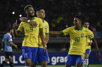 Olympic 2021: Link xem trực tiếp U23 Brazil vs U23 Đức, 18h30 ngày 22/7