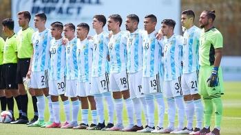 Link xem trực tiếp U23 Argentina vs U23 Australia, 17h30 ngày 22/7 - Olympic 2021