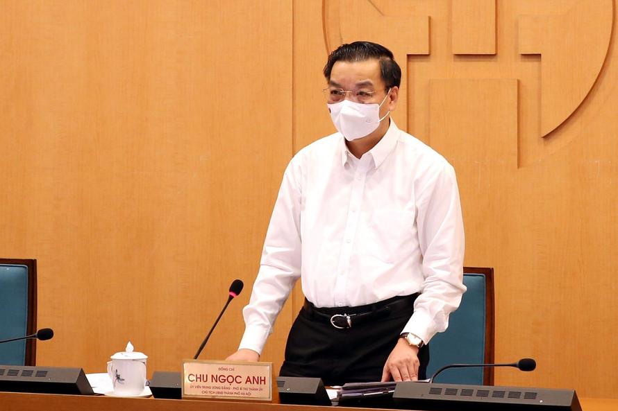 Chủ tịch Hà Nội kêu gọi người dân thành phố khai báo y tế