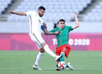 Link xem trực tiếp U23 Pháp vs U23 Nam Phi, 15h00 ngày 25/7 - Olympic 2021