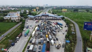 Tổng cục Đường bộ công bố lộ trình, phân luồng cho xe tránh Hà Nội
