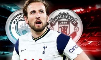 Chuyển nhượng: MU, PSG nhận tin sốc về Ronaldo, Tottenham mời kình địch MC mua Harry Kane