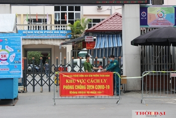 Thông tin mới nhất liên quan Bệnh viện Phổi Hà Nội sau khi phát hiện 24 ca mắc COVID-19