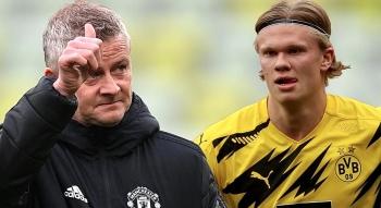 Xong 'bom tấn' Varane, MU lại gây sốc với Haaland từ Dortmund