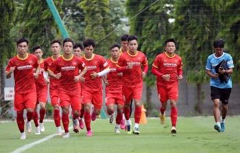 30 cầu thủ U22 Việt Nam tập trung: Bất ngờ với quân số của HAGL