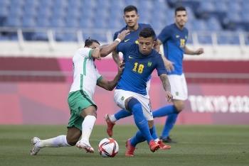 Lịch thi đấu Tứ kết bóng đá nam Olympic Tokyo 2021: U23 Brazil vs U23 Ai Cập