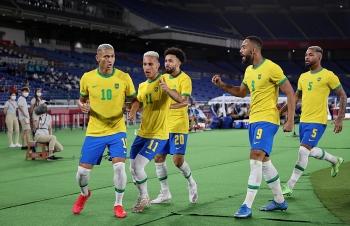 Link xem trực tiếp U23 Brazil vs U23 Ai Cập, 17h00 ngày 31/7 - Olympic 2021