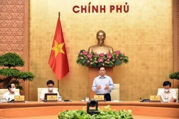 Thủ tướng Phạm Minh Chính: Quyết liệt hơn nữa trong thực hiện chiến lược vaccine