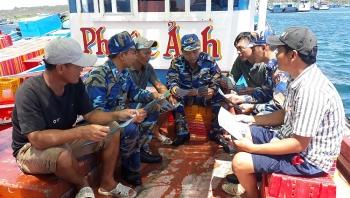 Hoạt động của Cảnh sát biển Việt Nam theo Luật Cảnh sát biển
