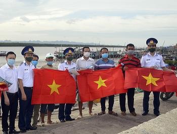 Đưa Luật Cảnh sát Biển Việt Nam vào cuộc sống: Hiệu quả từ thực tiễn