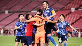 Tứ kết bóng đá nam Olympic 2021: Nhật Bản vượt khó, Hàn Quốc bị loại