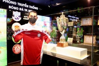 Tin chuyển nhượng V-League hôm nay (4/8): TP HCM ký hợp đồng 2 ngoại binh khủng