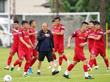 Chính thức chốt lịch trận ĐT Việt Nam vs Malaysia tại vòng loại World Cup 2022