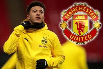 Tin chuyển nhượng bóng đá châu Âu hôm nay (13/8): MU quyết chơi lớn để có được Sancho