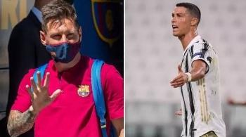 Tin chuyển nhượng bóng đá châu Âu hôm nay (13/8):  Ronaldo đến Barca đá cặp với Messi?