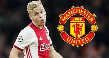 Tin chuyển nhượng bóng đá hôm nay (31/8): MU chốt xong Van de Beek 40 triệu bảng