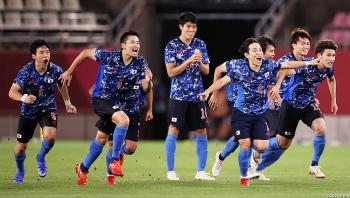 Lịch thi đấu bán kết bóng đá nam Olympic 2021: U23 Tây Ban Nha vs U23 Nhật Bản