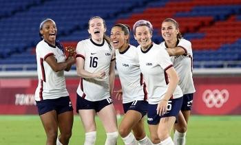 Link xem trực tiếp Nữ Mỹ vs Nữ Canada, 15h00 ngày 2/8 - Olympic 2021