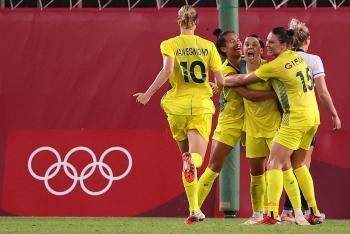 Link xem trực tiếp Nữ Mỹ vs Nữ Canada, 18h00 ngày 2/8 - Olympic 2021
