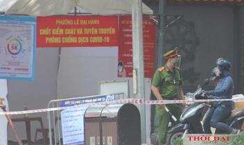 Giấy đi đường mới tại Hà Nội được điểu chỉnh như thế nào?